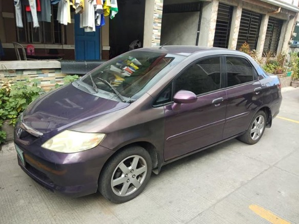 Honda City Vtec 2005 photo