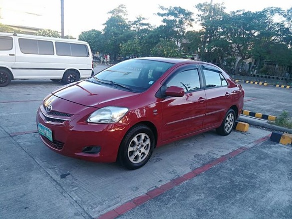 Toyota vios e 2008 photo