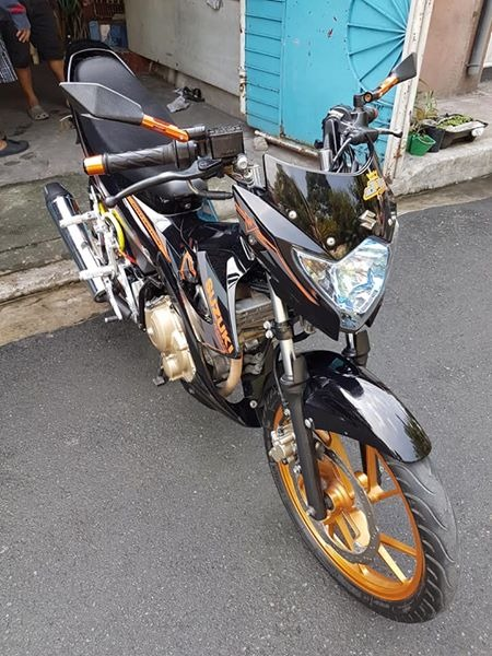 Suzuki Raider 150 2015 photo