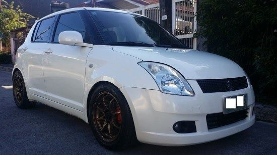2007 suzuki swift automatic photo