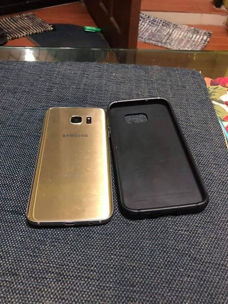 Samsung S7 edge factory unlocked both sim 32gb image 5