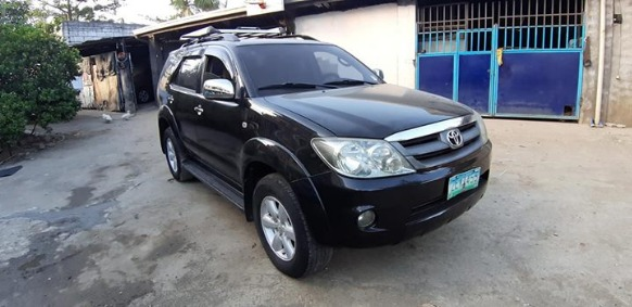 2006 Toyota Fortuner G 2006 photo