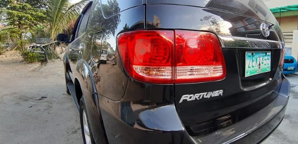 2006 Toyota Fortuner G 2006 image 7