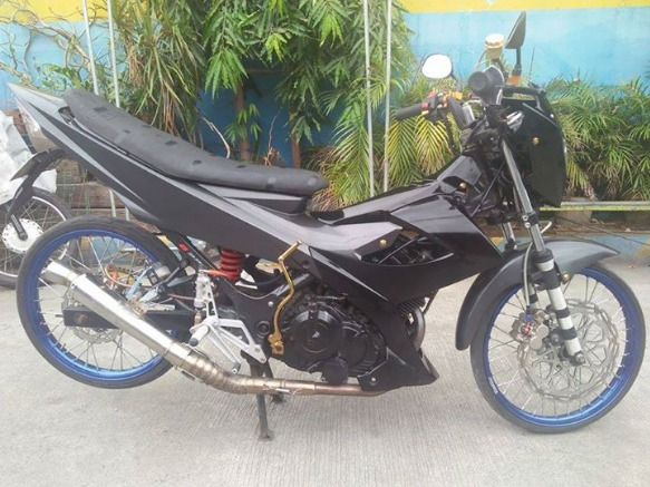 suzuki raider150 2009 model photo