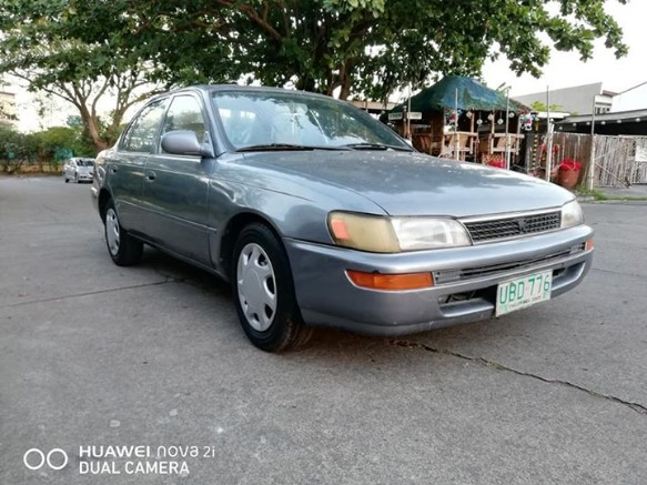 Toyota Corolla XL 1994 model photo