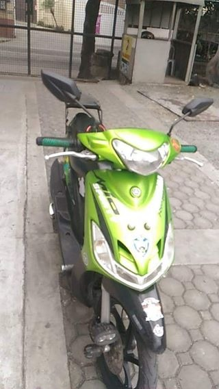 Mio sporty 2015 model photo