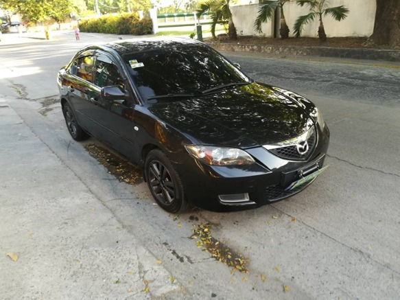 mazda 3 matic 2008 photo