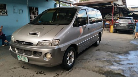 Hyundai starex manual photo