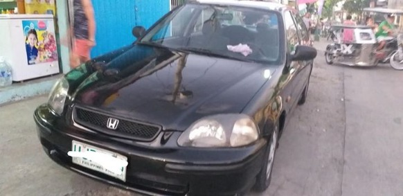 Honda civic 96 photo