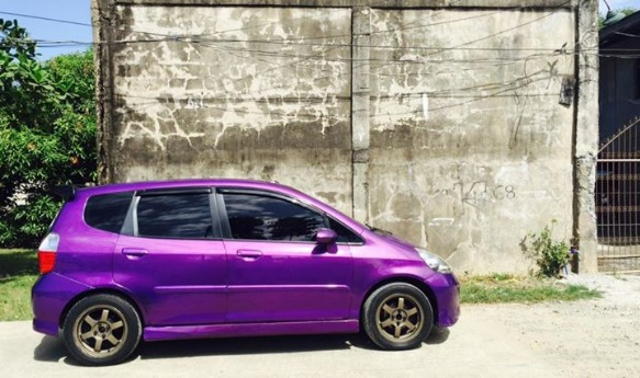 Honda Jazz 2007 Orig Mmc MT photo