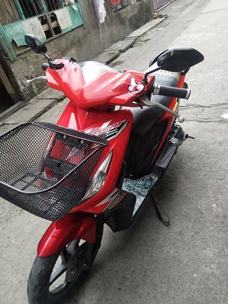 Honda beat 2009 model photo