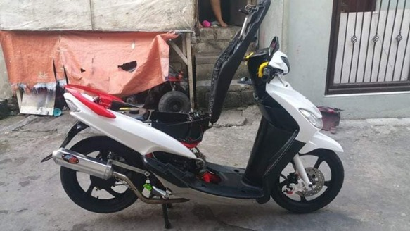 yamaha mio sporty 2009 mdl photo