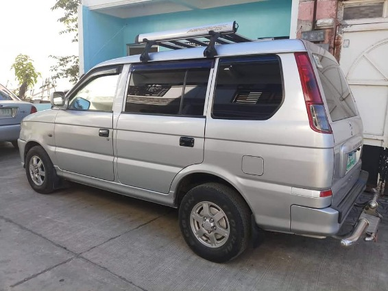 Mitsubishi adventure glx2 diesel manual image 3