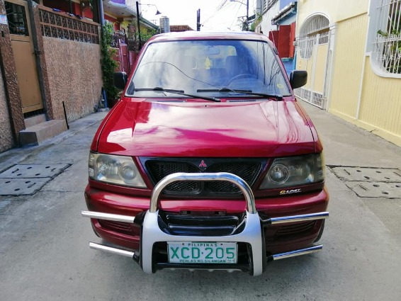 Mitsubishi adventure (diesel) photo