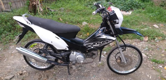 HONDA XRM 125 DOBLE DISC photo