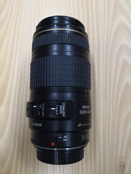 Canon 70-300mm usm f4-5.6 zoom lens image 2