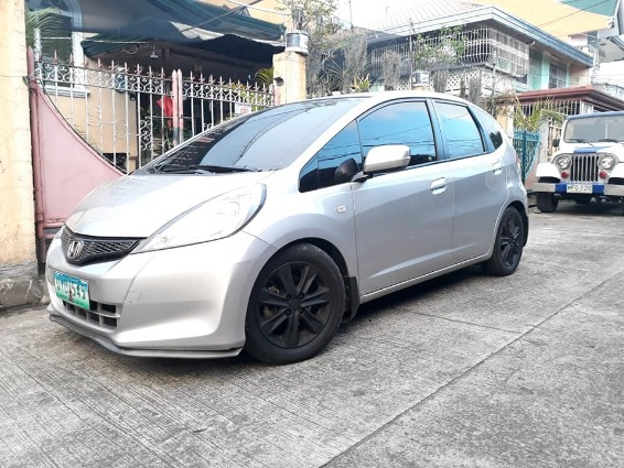 Honda Jazz 2012 photo