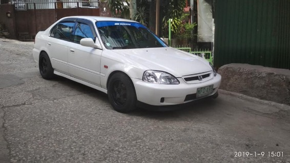 Honda civic vti 99 photo