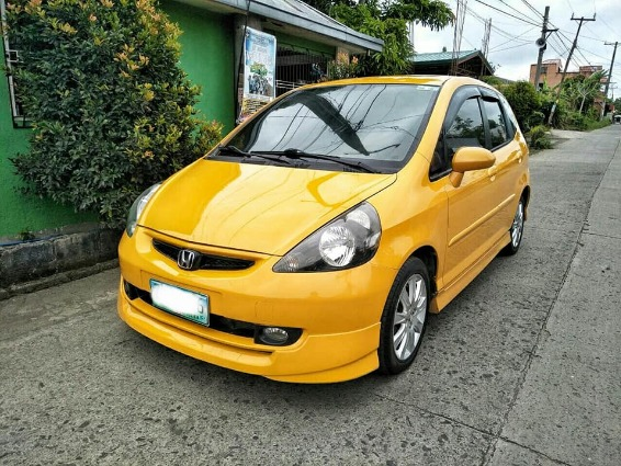 2007 Honda Jazz Gd Mmc 1.5L Top of the line photo
