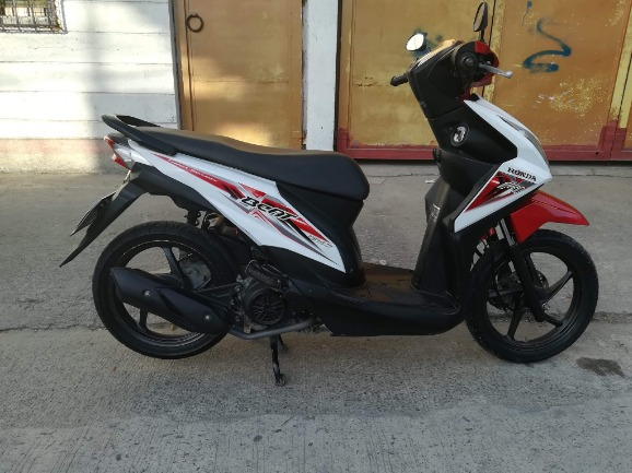 Honda beat 2015 photo