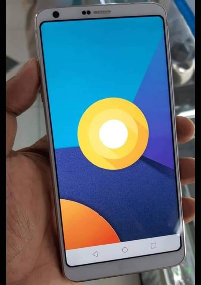 LG G6 ThinQ White Dual Sim NTC Oreo photo