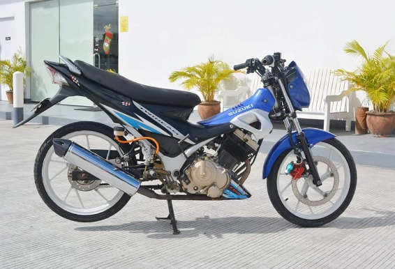Suzuki Raider 150 2006 photo