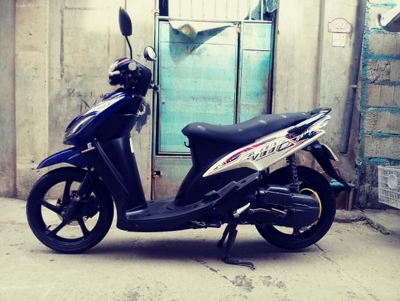Mio Sporty Lmtd Edition 2013 Aquired 2014 photo