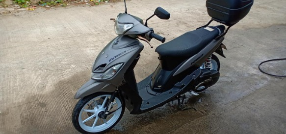 Yamaha mio sporty 2016 all stock Rush photo