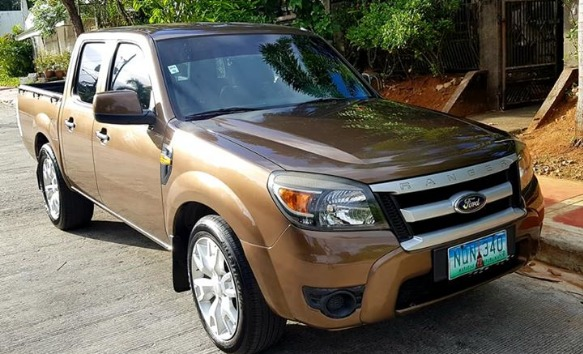 Ford Ranger 2010 MT photo
