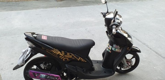 Yamaha mio sporty 2015 photo