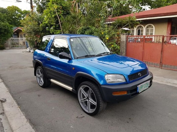 Toyota rav 4  1997 model photo