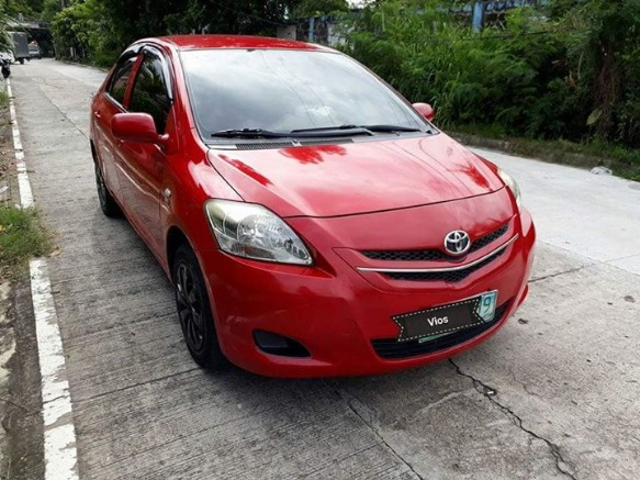 Toyota vios 2009 model photo