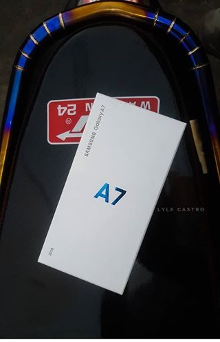Samsung Galaxy A7 64gb (gold) ntc photo