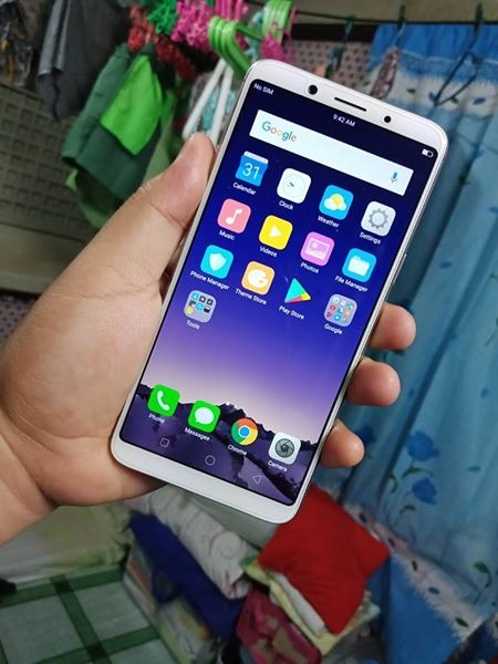 Oppo F5 /4GB /32GB /20MP /NTC photo