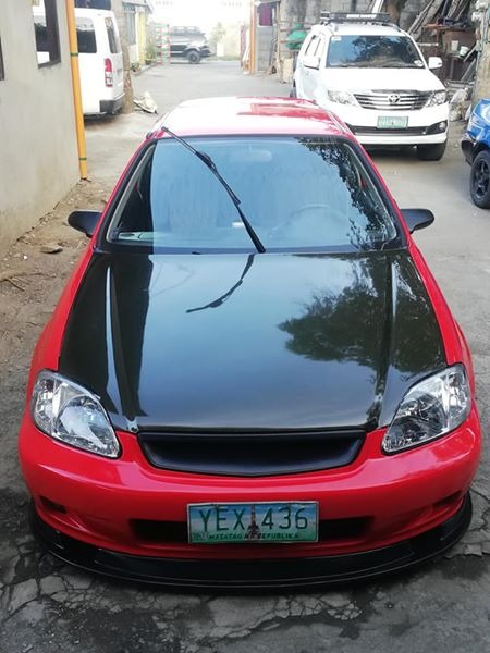 Honda ek2 hatchback photo