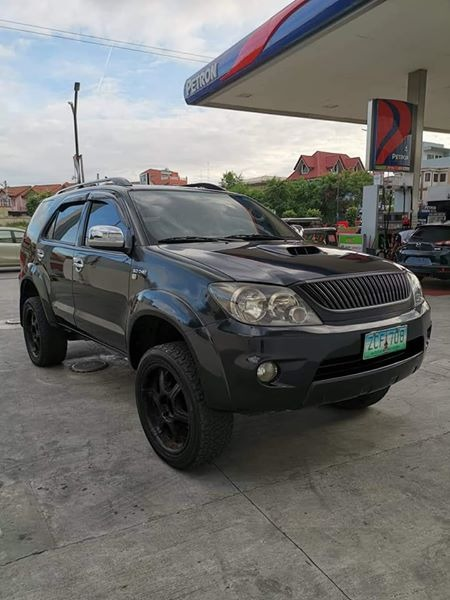 toyota fortuner V 3.0 2006 automatic photo