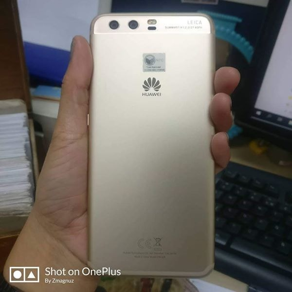 Huawei P10 (Gold) photo