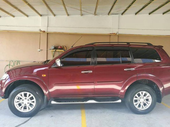 2009 Montero sport GLS Limited Edition photo