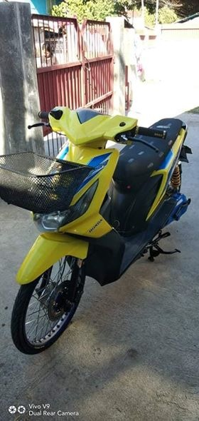 Honda Beat v2 2011 Model photo