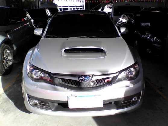 2008 SUBARU IMPREZA WRX STI MANUAL photo