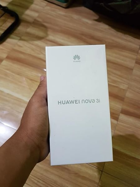 Huawei Nova 3i Brand New Sealed photo