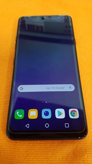 LG G7 BLUE photo