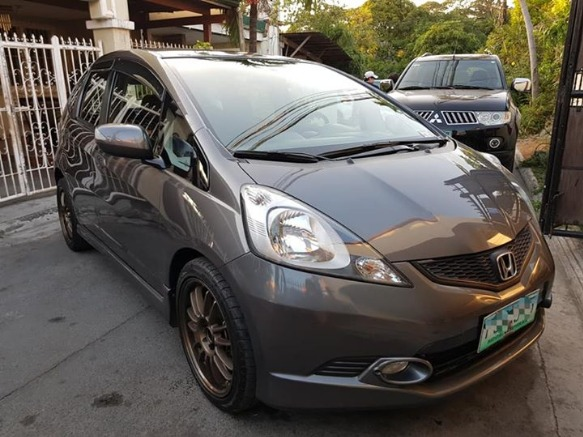 Honda jazz 2010 photo
