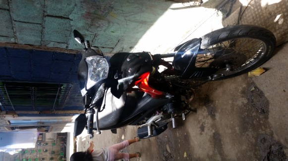 Slightly used Honda Wave 100R photo