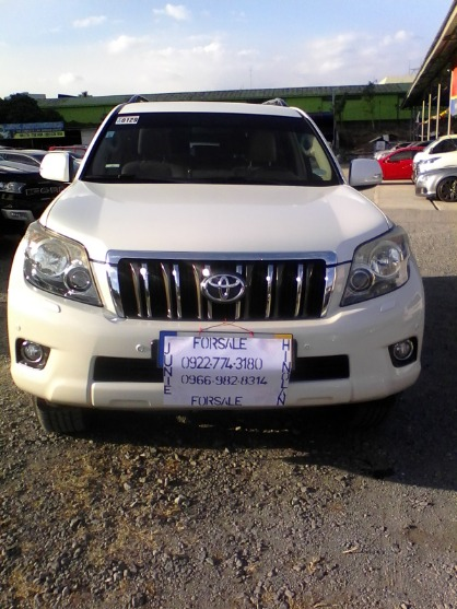 2010 LANDCRUISER PRADO VX AUTOMATIC DIESEL photo