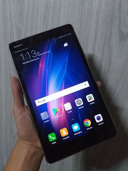 HUAWEI MEDIAPAD M3 LITE photo