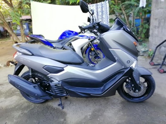 Yamaha nmax 2018 abs photo