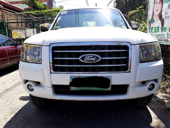 2009 Ford Everest photo