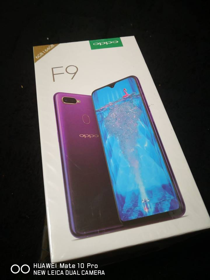 OPPO F9 (Twilight Blue) photo