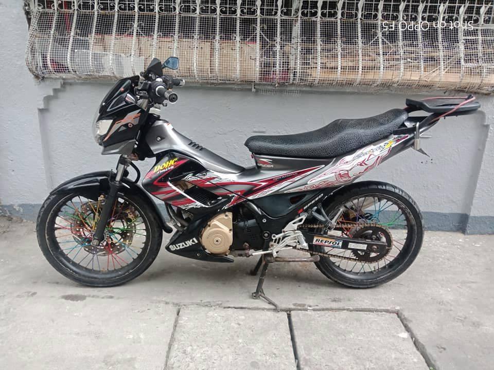 Raider 150 2011